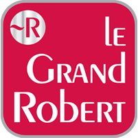 Grand Robert de la langue française: logo.