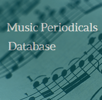 Music Periodicals Database: logo.