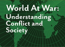 World at War: logo.