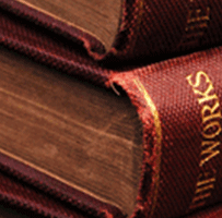 Bloom's Literature: logo.