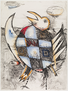 Collection d'estampes: logo.