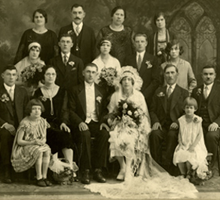 Registre de l'état civil: logo.